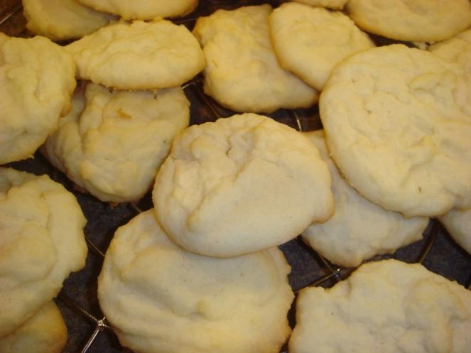 Kentucky Sugar Cookies