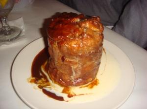 epic chophouse bread pudding