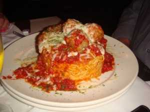 Epic Chophouse Spaghetti