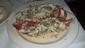 Lobster Thermidor Nifen