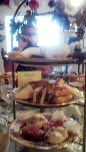 Victorian Tea for 2