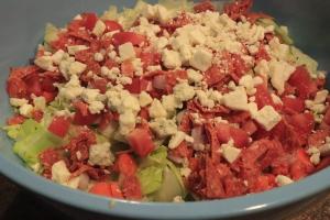 Bucca Di Beppo Chopped Antipasto Salad