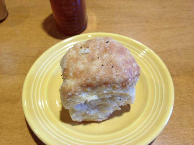 Tupelo Honey biscuit