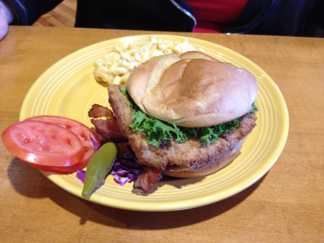 Tupelo Honey Chix BLT
