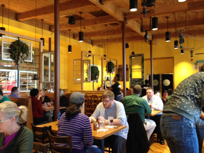 Tupelo honey inside